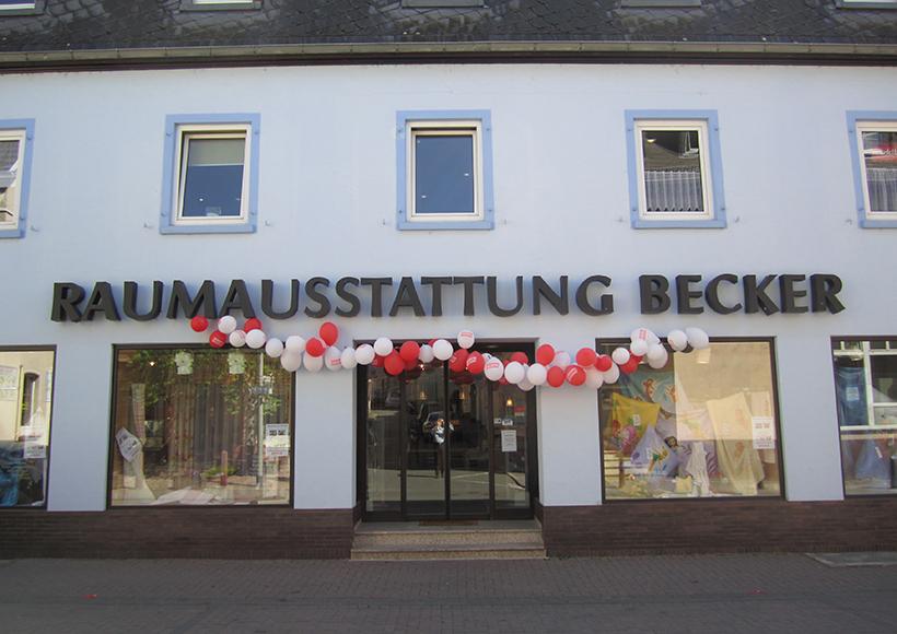 Raumausstatter Wiesbaden startseite werner becker gmbh in oestrich winkel
